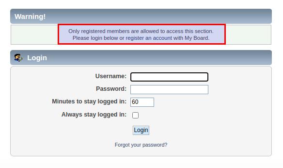 SMF registration form
