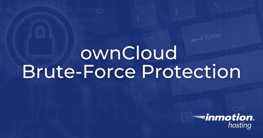 ownCloud Brute-Force Protection
