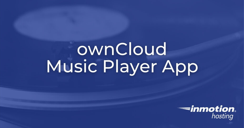 ownCloud Music Player App