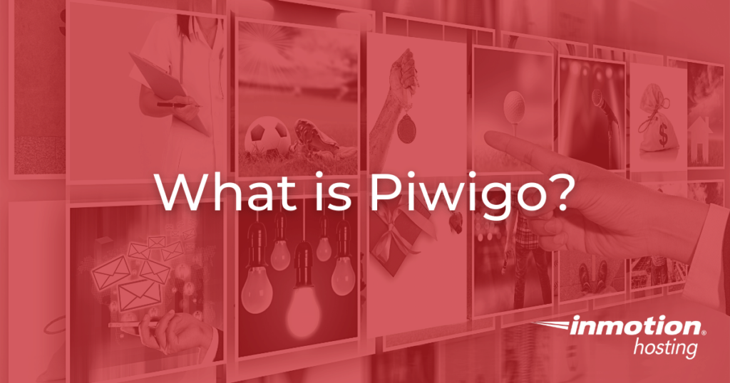 Piwigo is an open-source web application that allows users to manage collections of photos and other forms of media.