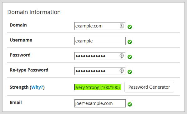 02 domain info