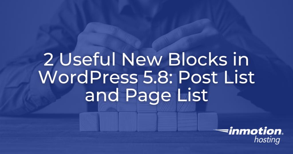 2 new blocks header