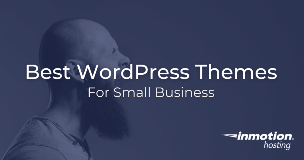 What are the best WordPress themes for small business.
