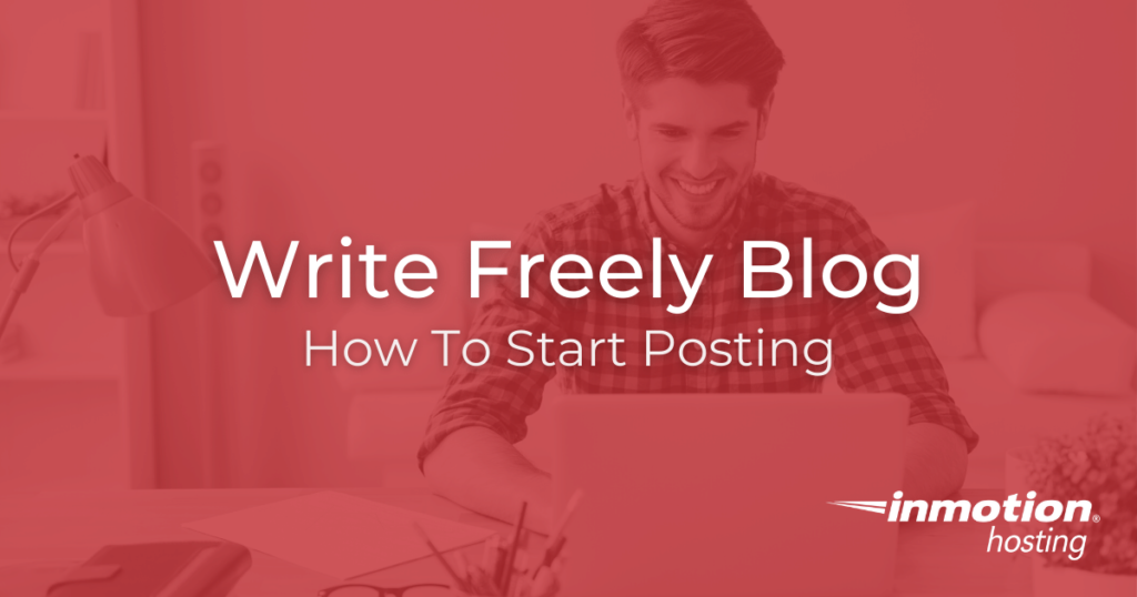 How to post on write freely