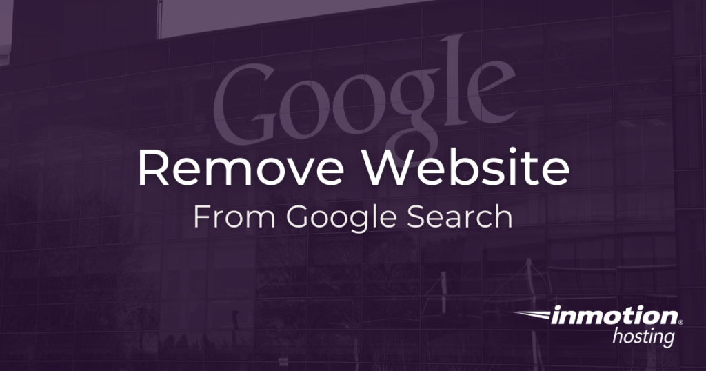 Remove a Webpage from Google Search with Webmaster Tools