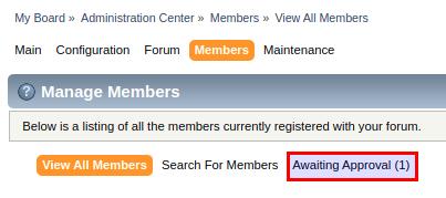 SMF forum Selection 012