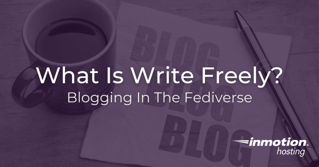 What is Write Freely?