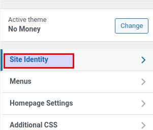 WordPress ChangeTitle Selection 002