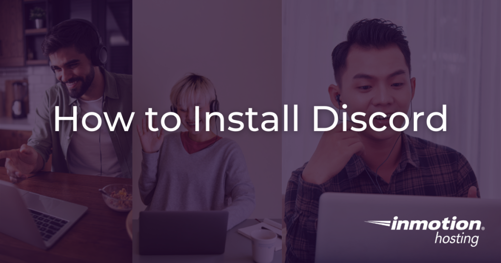 how to install discord