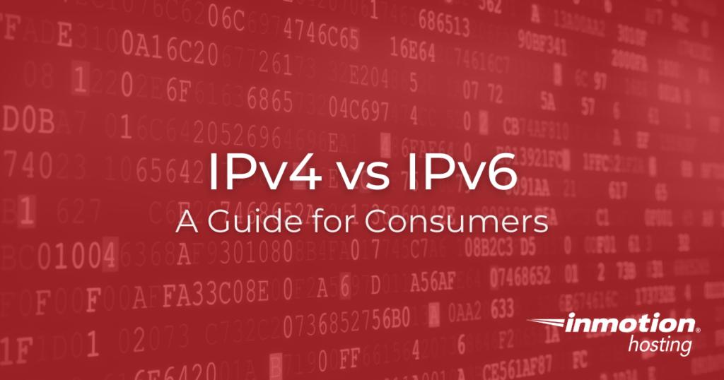 IPv4 vs IPv6 Title Image