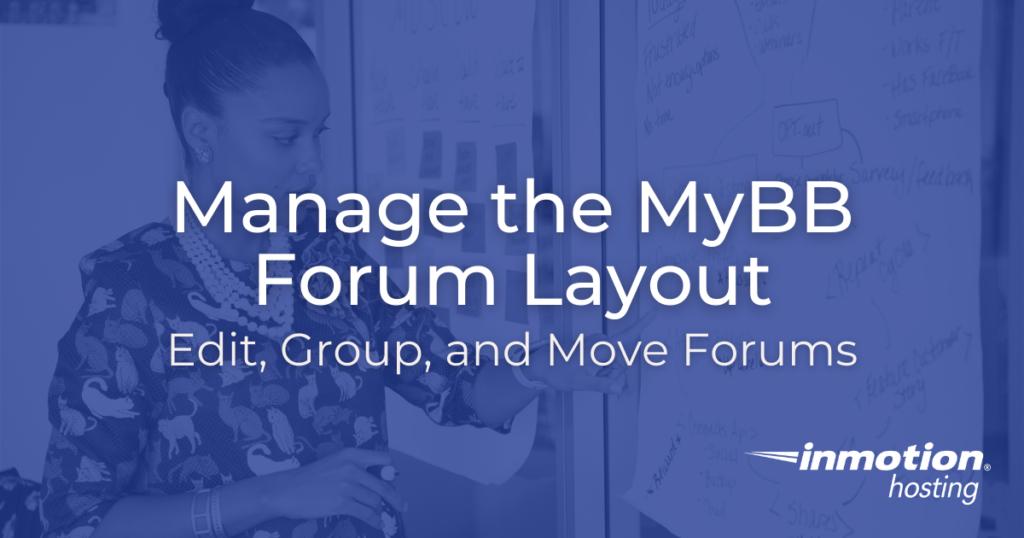Manage the MyBB Forum Layout Title Image