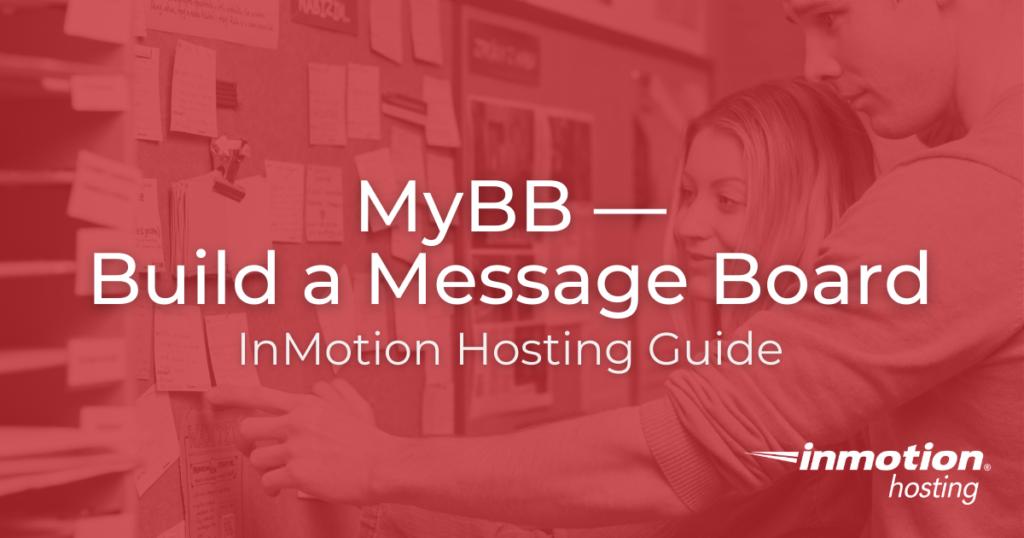 MyBB Title Image