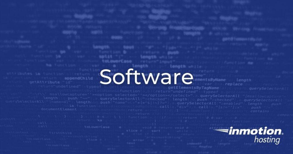 software pillar page