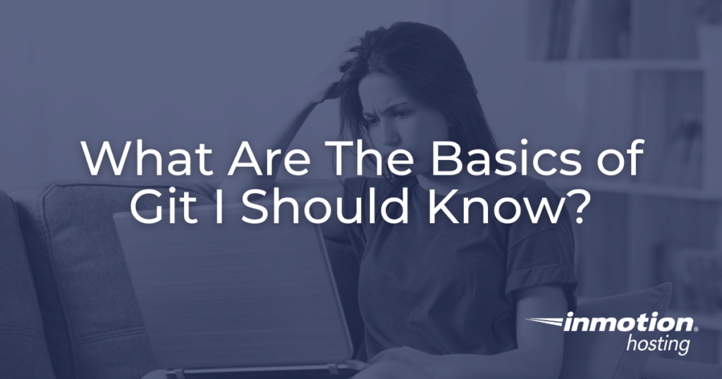 What Are The Basics of Git I Should Know