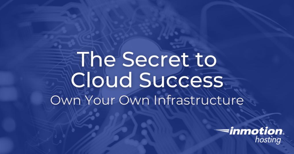Cloud Success Title Image