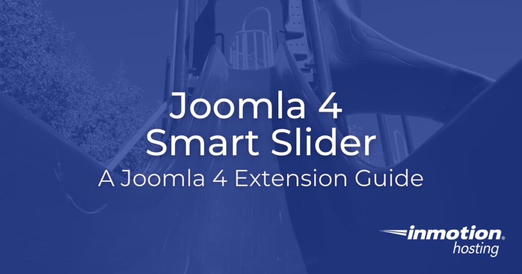 Joomla 4 Smart Slider Title Image