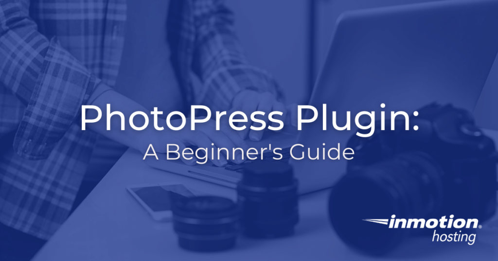 The PhotoPress WordPress Plugin is an integrated suite of image management and gallery presentation features that allows users to design photography-centered websites.