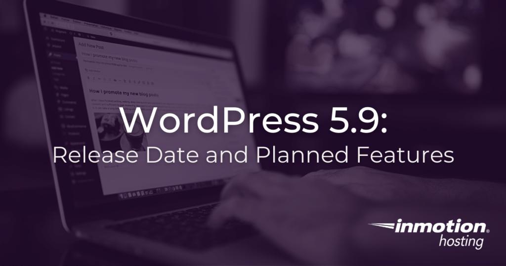 wordpress 5.9