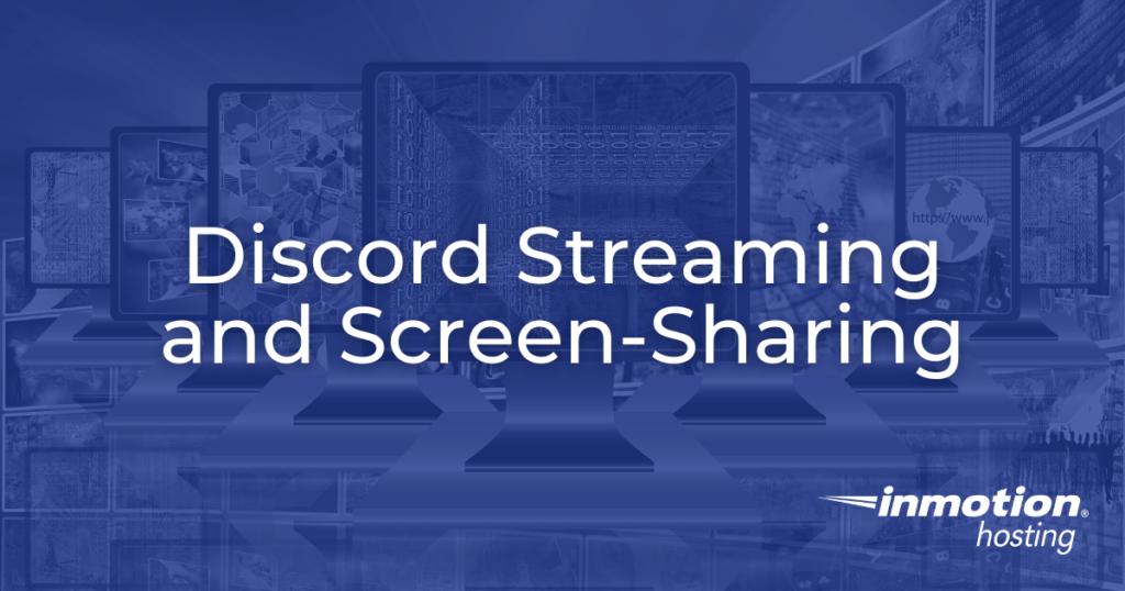discord streaming hero image
