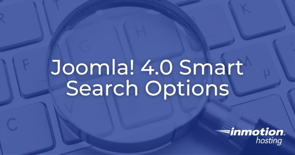 Smart search options-header image
