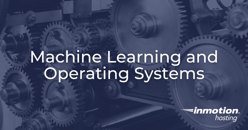 machine learning and operating systems hero image