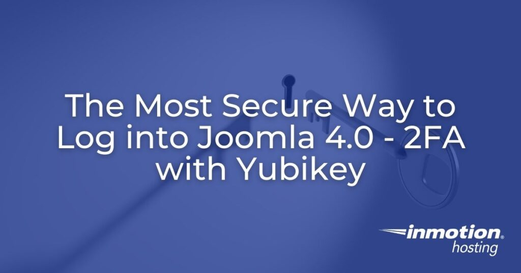 2FA with Yubikey
