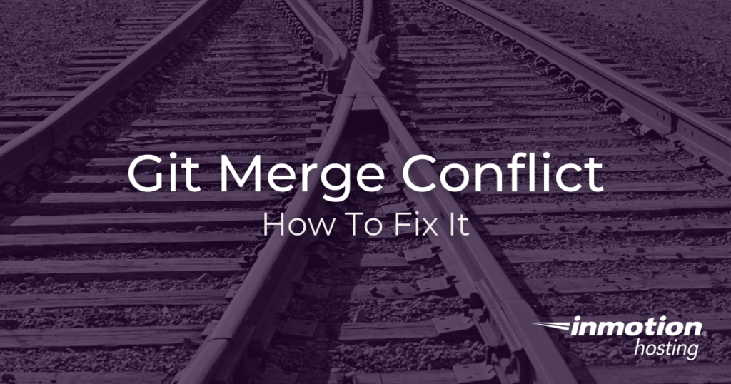 Git merge conflict resolution