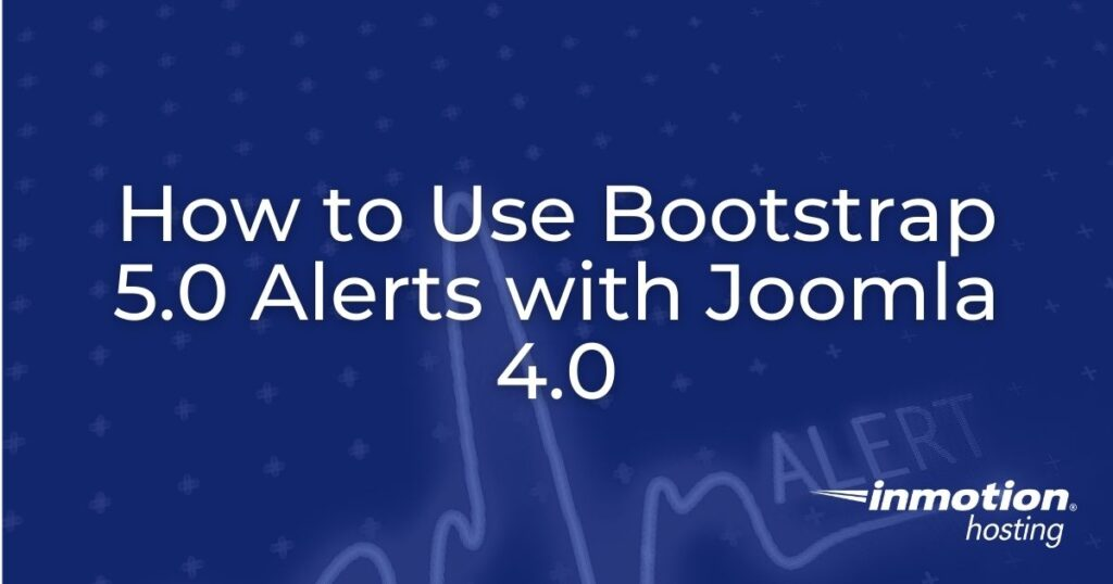 bootstrap alerts joomla4