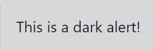 dark alert